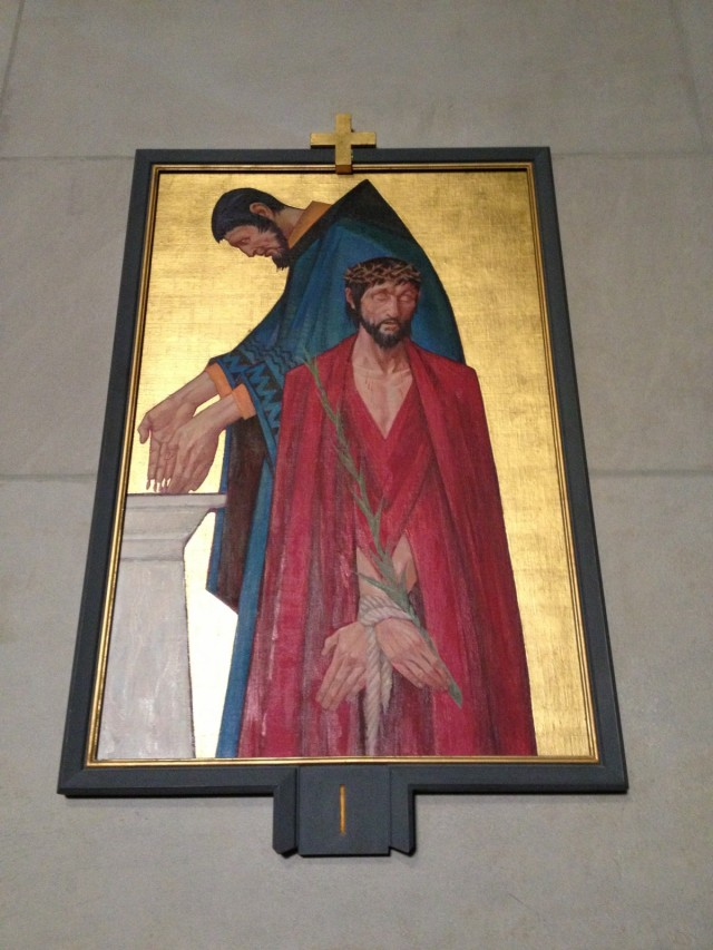 Stations of the Cross 001