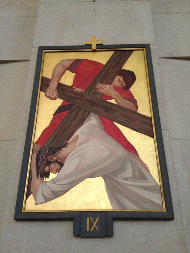 Stations of the Cross 009